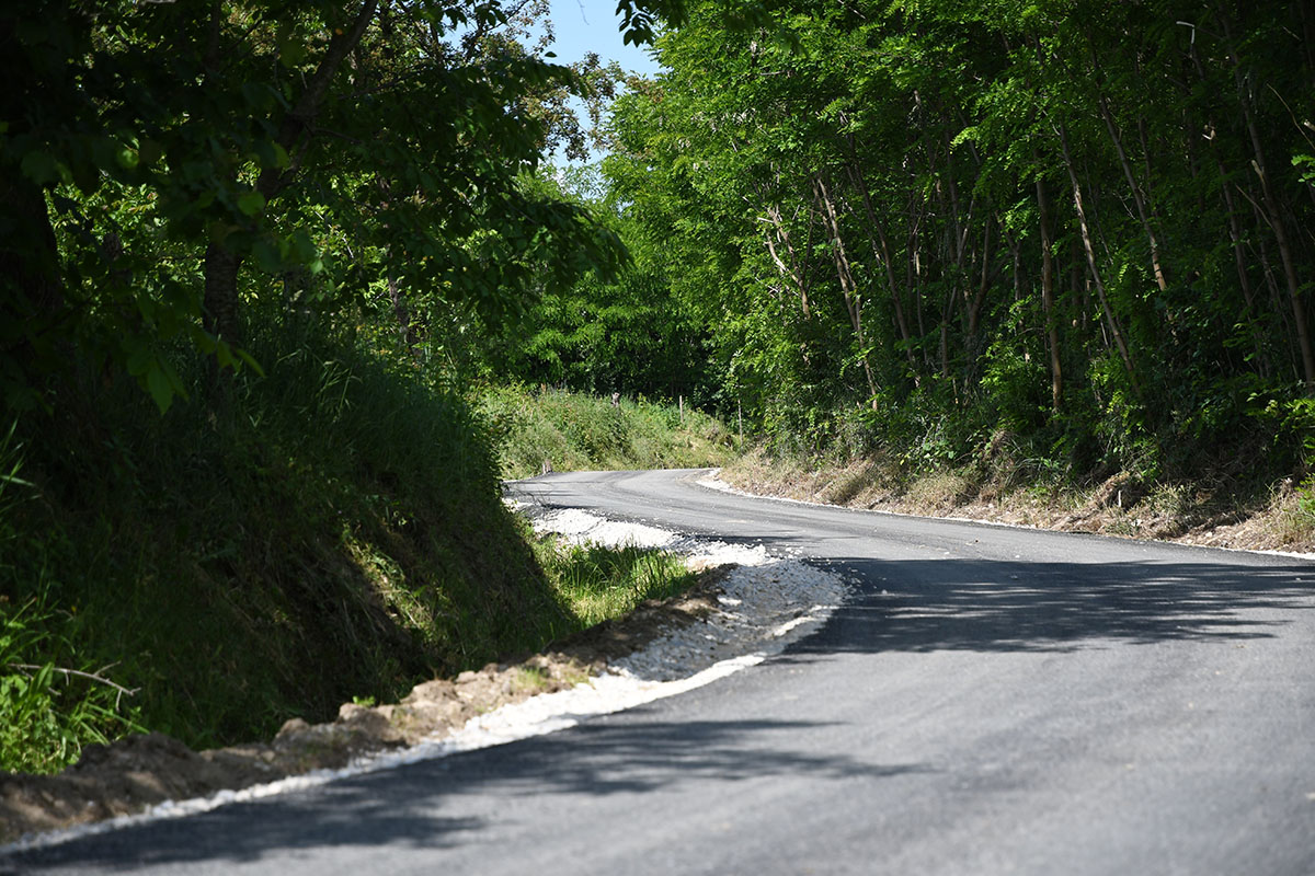Самаила асфалт