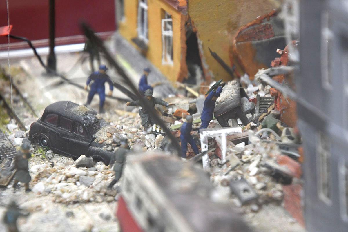 """""""Априлски рат 1941"""" оком макетара – изложба пред Краљевчанима наредних месец дана"""
