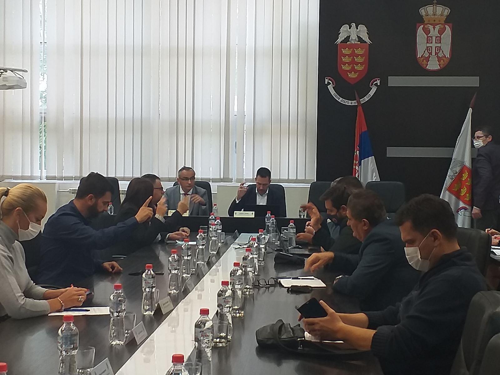 Четрдесет седма седница Градског већа града Краљева 22. септембар 2021.